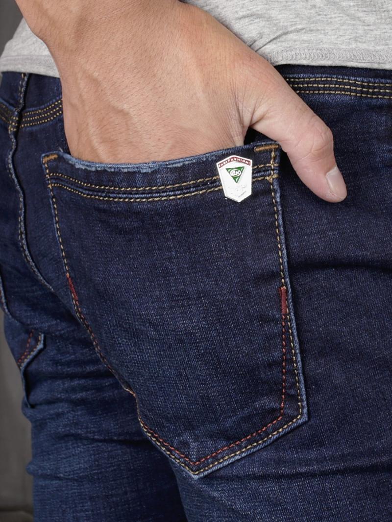 Quần jean skinny xanh đen qj1370 - 2