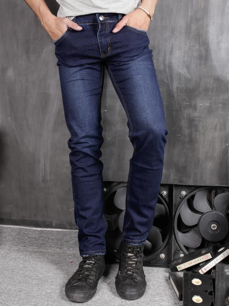 Quần Jean Skinny Xanh Đen QJ1370