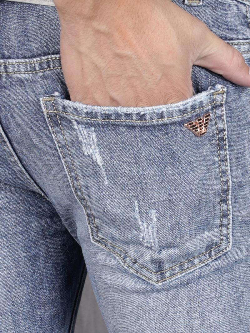 Quần jean skinny xanh qj1367 - 3