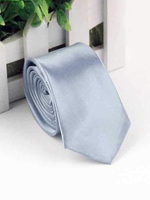 Cà vạt hàn quốc xám cv118 - 1