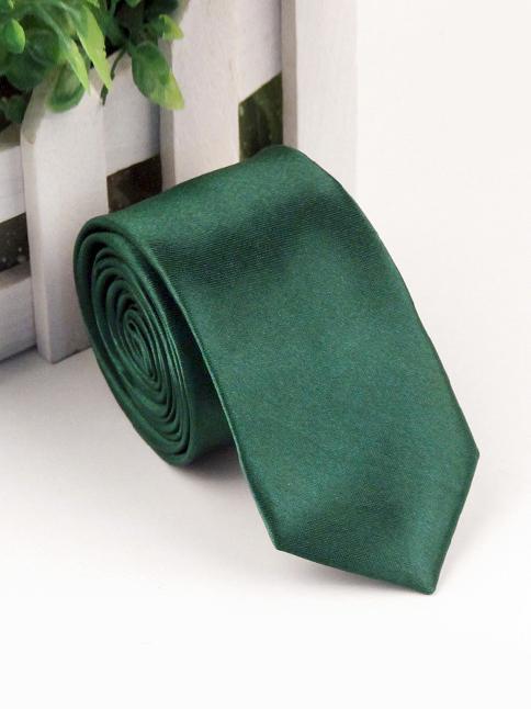 Cà vạt hàn quốc xanh lá cây cv118 - 1