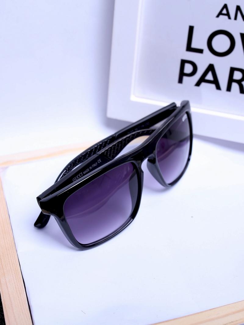 Mắt kính đen mk129 - 3