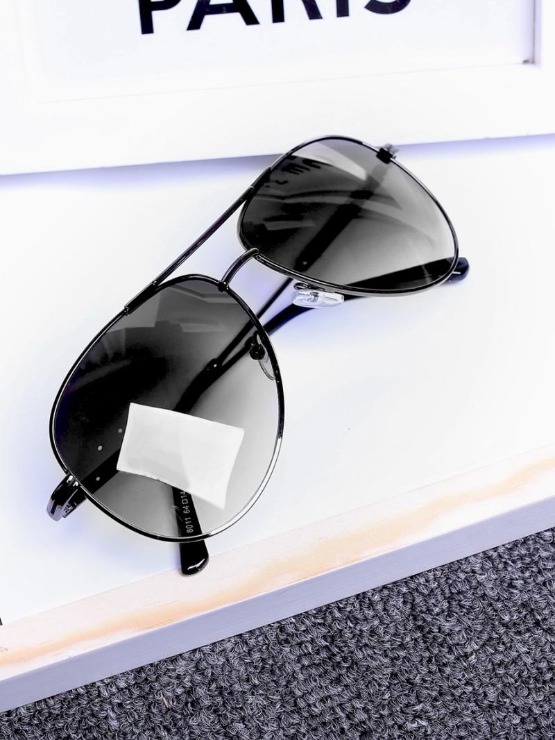 Mắt kính đen mk139 - 3