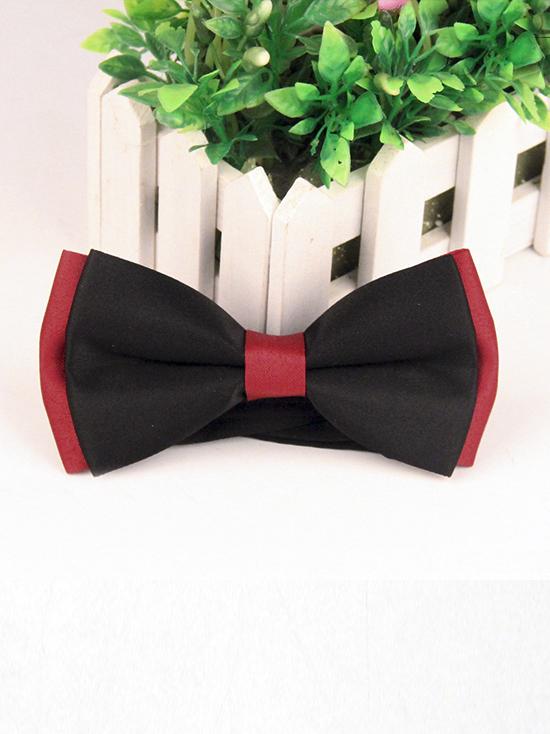 Nơ đeo cổ đen nn90 - 1
