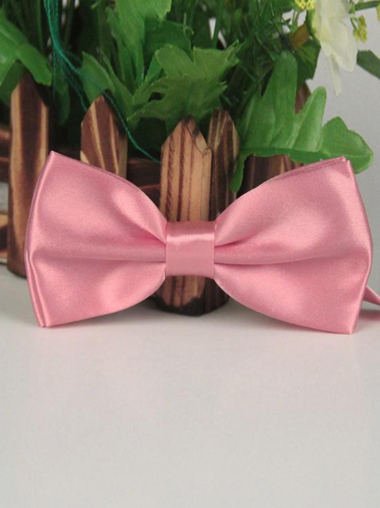 Nơ đeo cổ hồng nn87 - 1