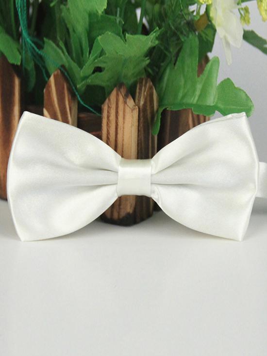 Nơ đeo cổ trắng nn87 - 1