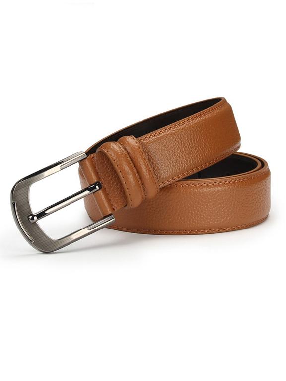 Thắt lưng nam màu bò tl259 - 1