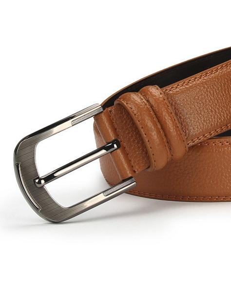 Thắt lưng nam màu bò tl259 - 2