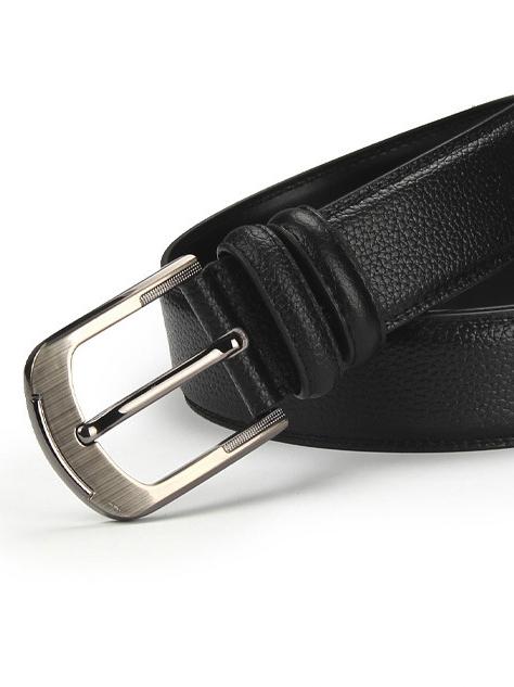 Thắt lưng nam đen tl259 - 2