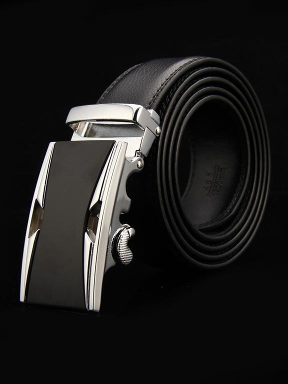 Thắt lưng nam đen tl266 - 1