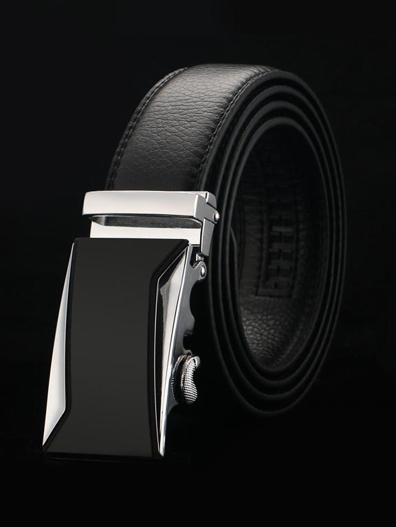 Thắt lưng nam đen tl272 - 1