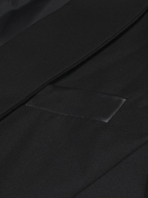 Áo vest cao cấp đen av1098 - 2