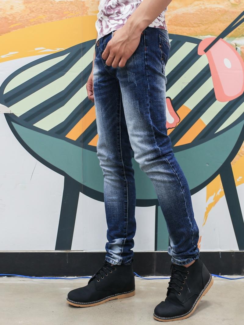 Quần jean xanh đen qj1396 - 2