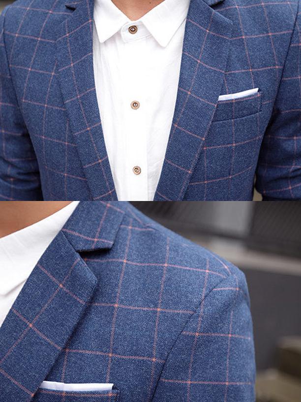 Áo vest cao cấp xanh bích av1099 - 3