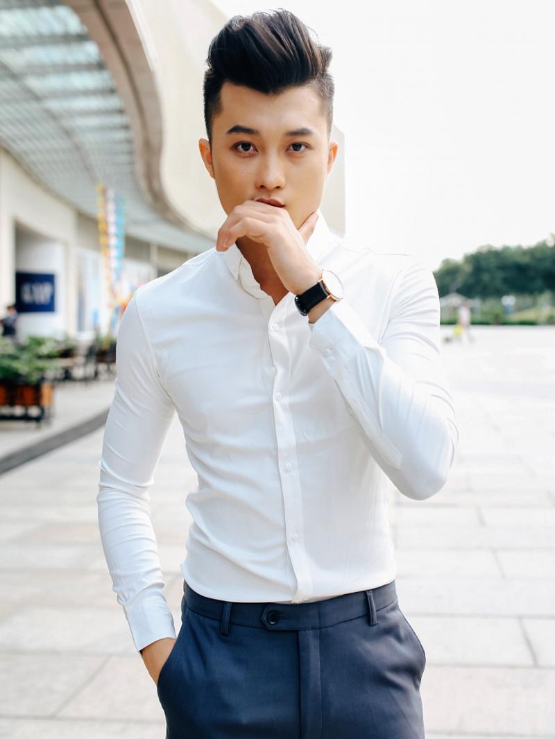 Mặc áo sơ mi nam như thế nào cho đẹp và lịch sự?