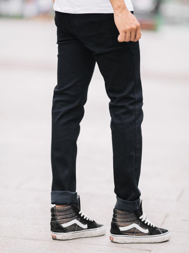Quần jean skinny đen qj1427 - 2