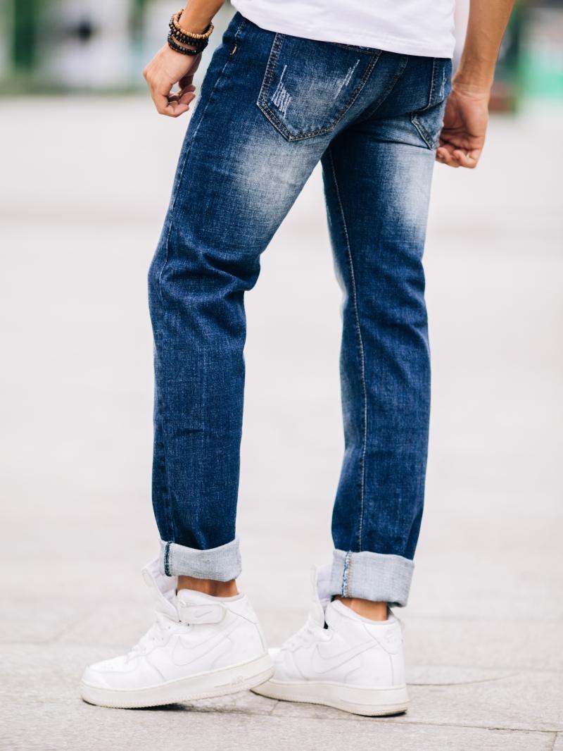 Quần jean skinny xanh đen qj1429 - 3