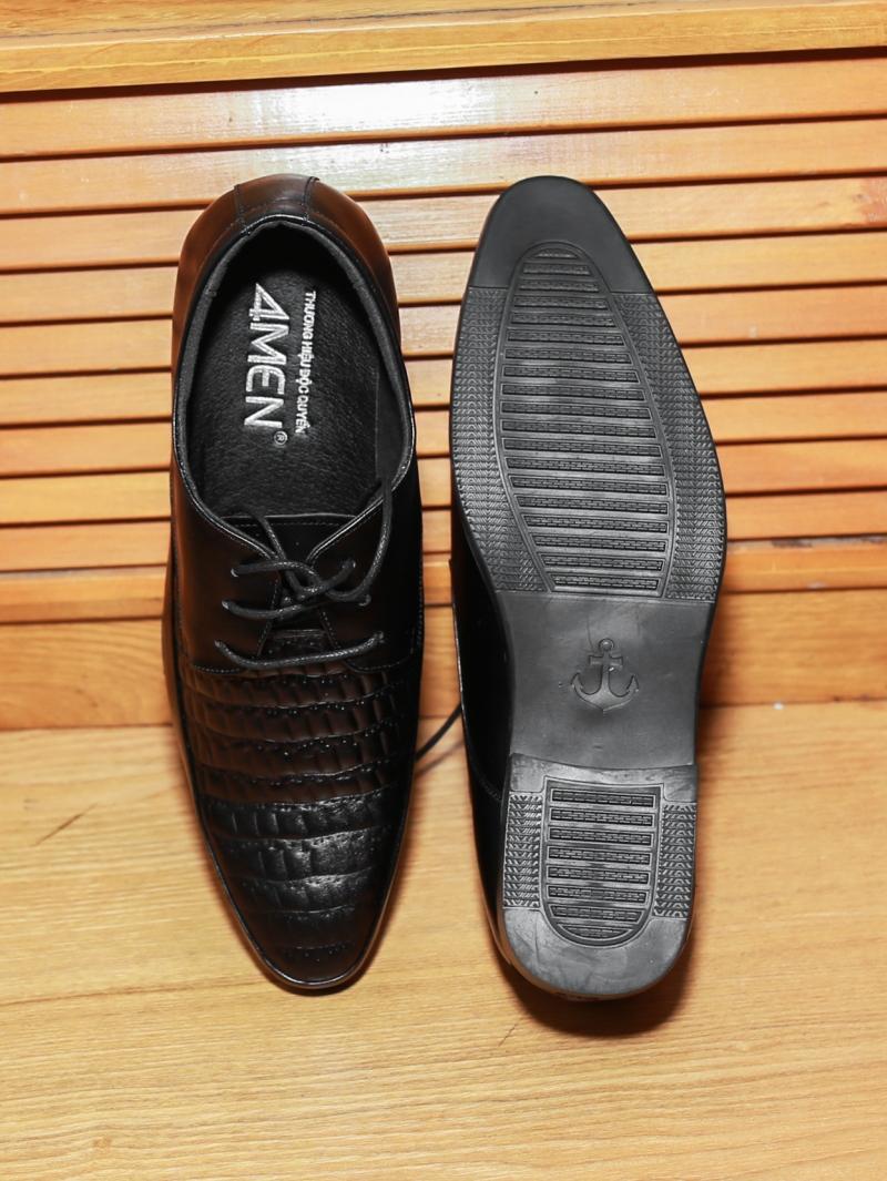 Giày tây đen g126 - 2