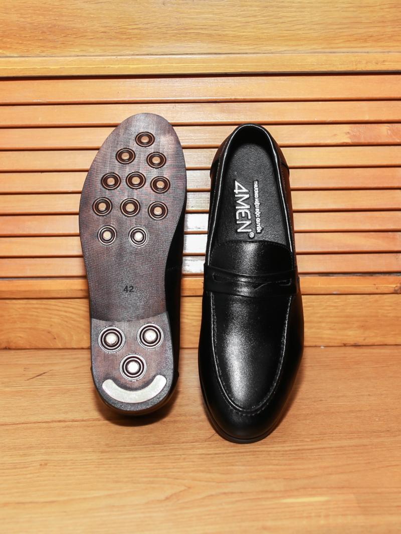 Giày tây đen g127 - 2