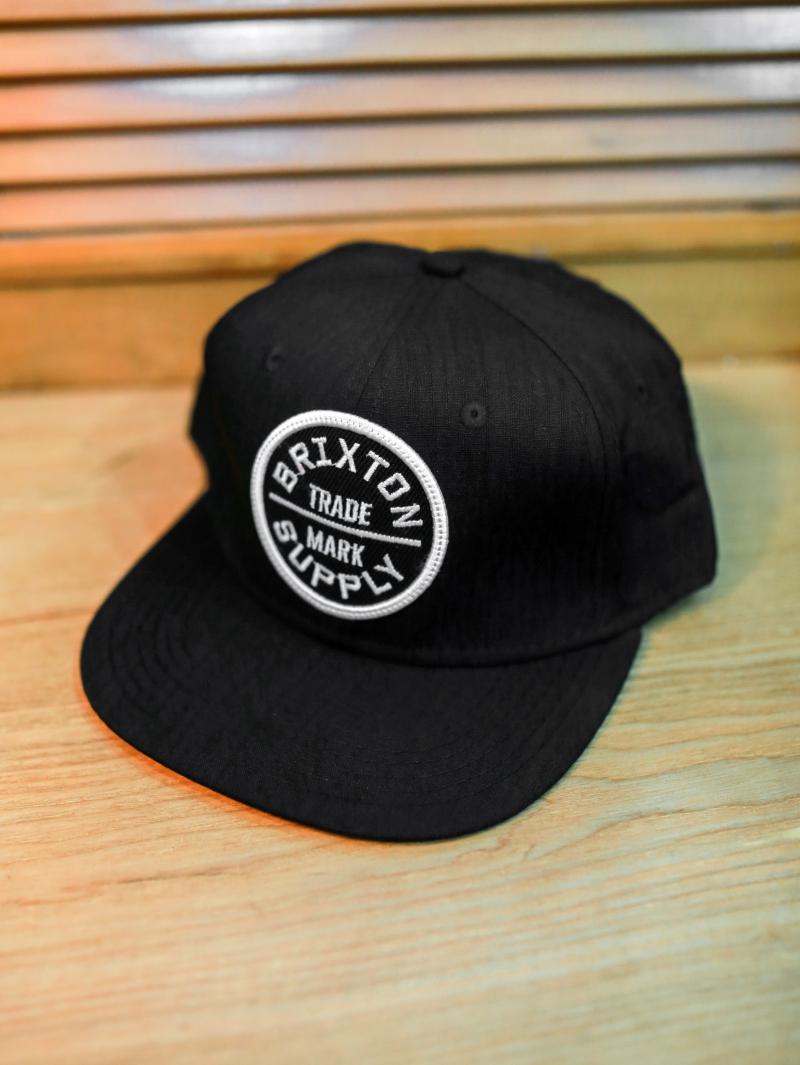 Nón snapback đen n357 - 1