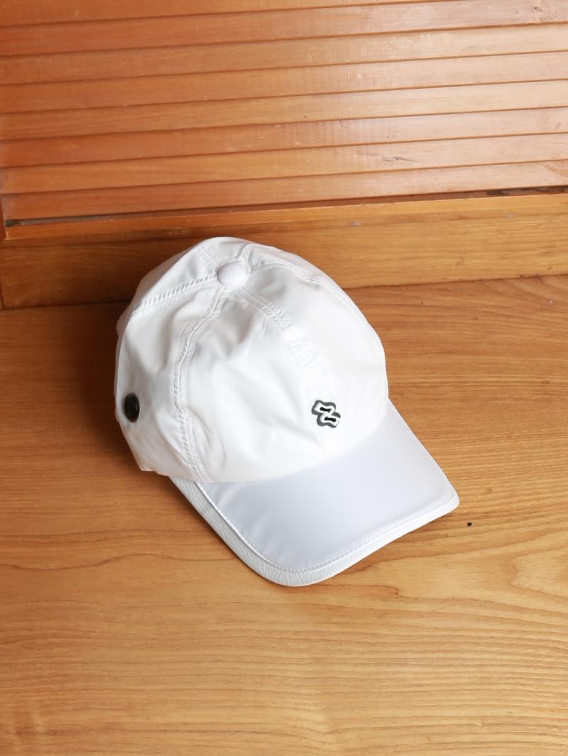Nón trắng n329 - 2