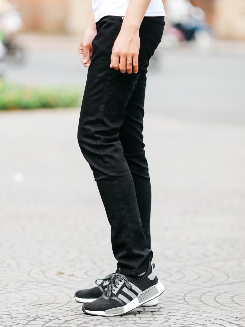 Quần jean đen qj1454 - 2