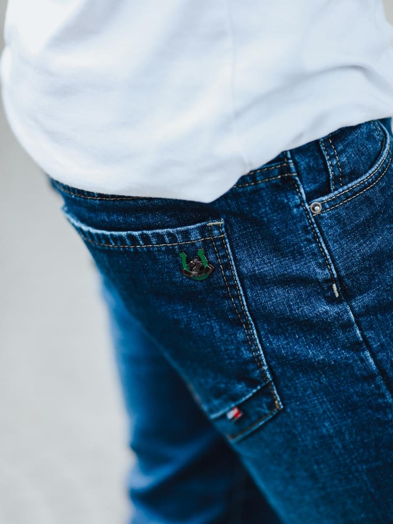 Quần jean xanh đen qj1439 - 4
