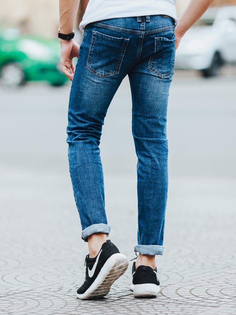 Quần jean xanh đen qj1441 - 3