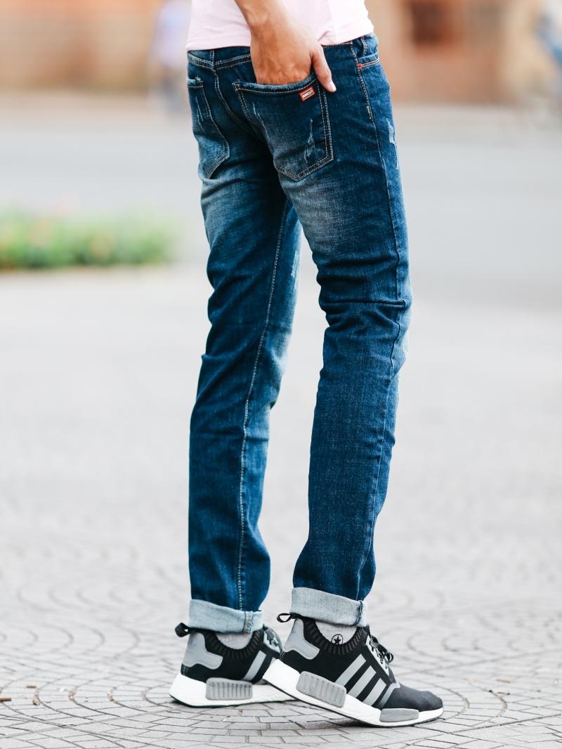 Quần jean xanh đen qj1452 - 2
