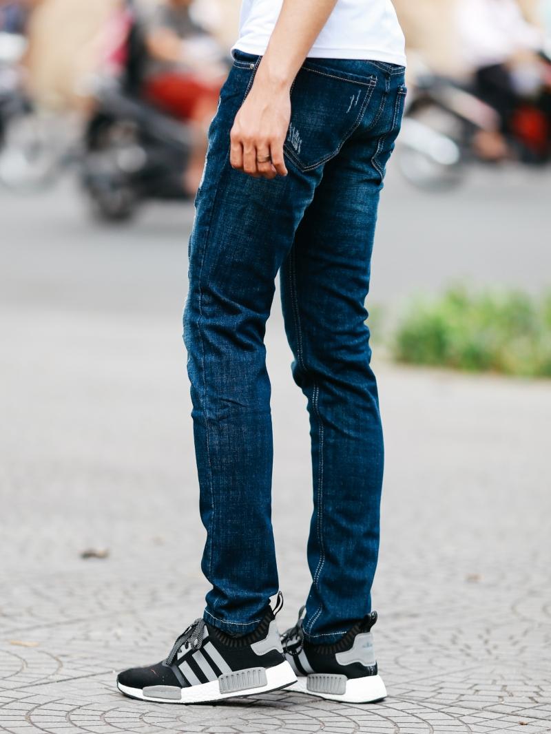 Quần jean xanh đen qj1472 - 2