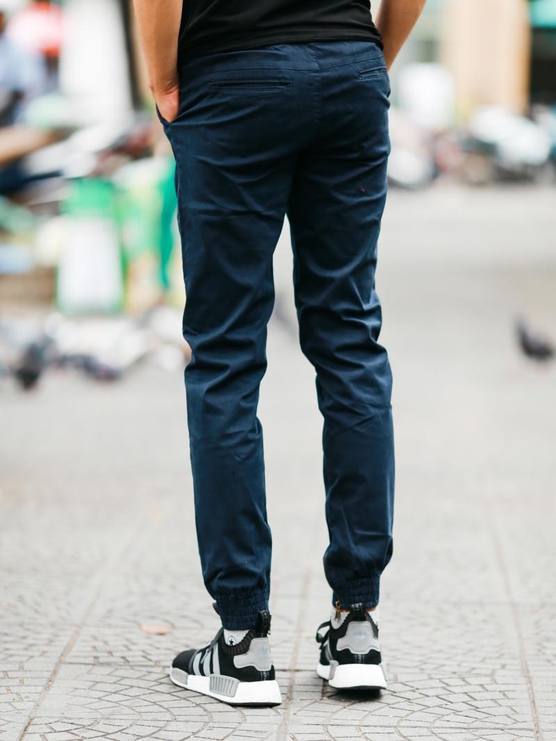 Quần jogger kaki xanh đen j06 - 3