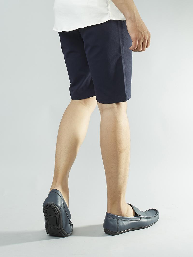 Quần short kaki xanh đen qs94 - 2