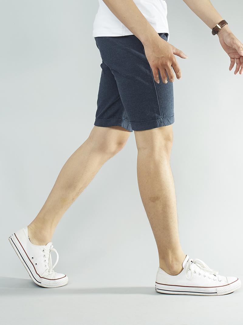 Quần short kaki xanh đen qs101 - 2