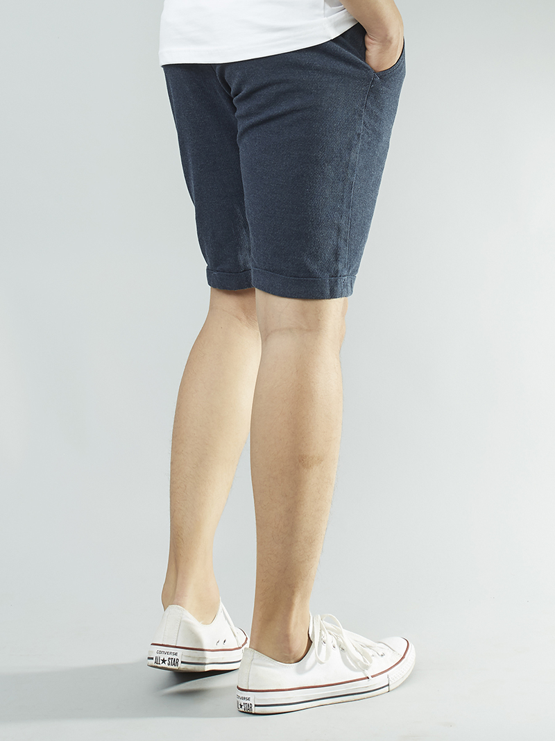 Quần short kaki xanh đen qs101 - 3