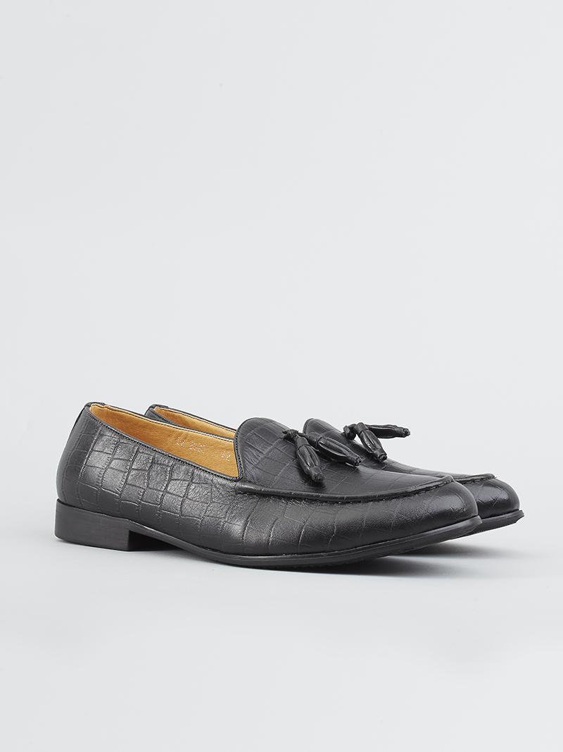 Giày tây đen g114 - 2