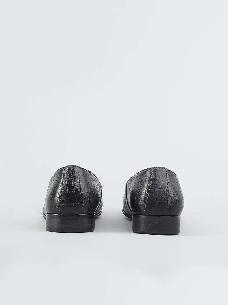 Giày tây đen g114 - 3
