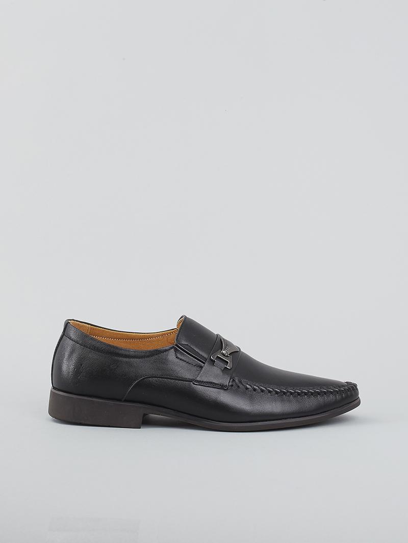 Giày tây đen g125 - 1