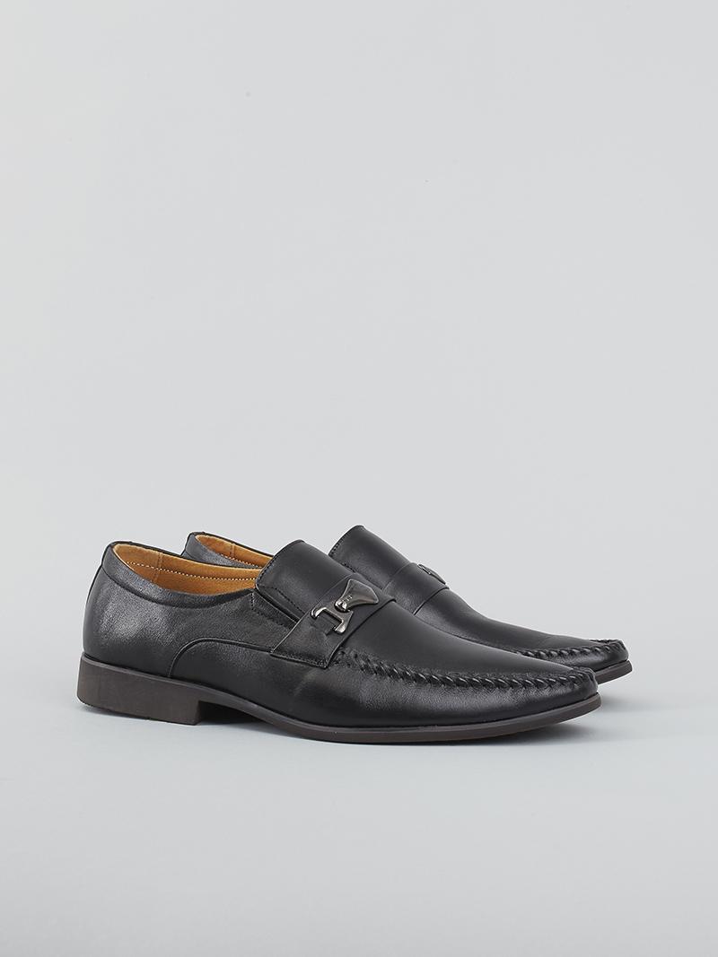 Giày tây đen g125 - 2