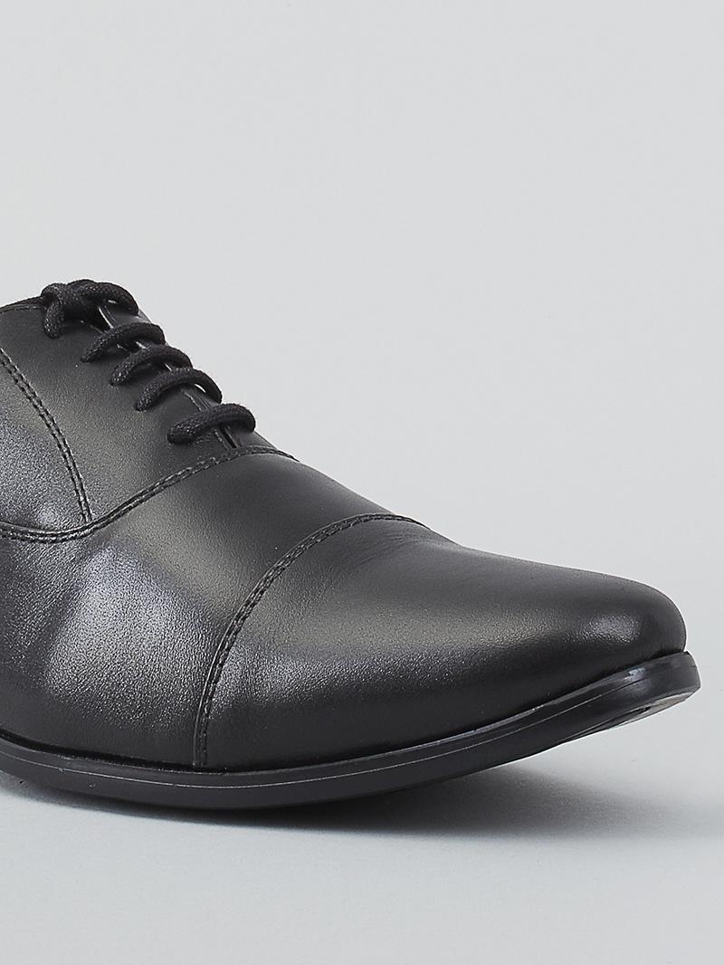 Giày tây đen g129 - 4