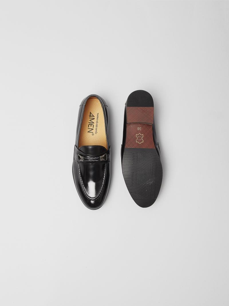 Giày tây đen g149 - 3