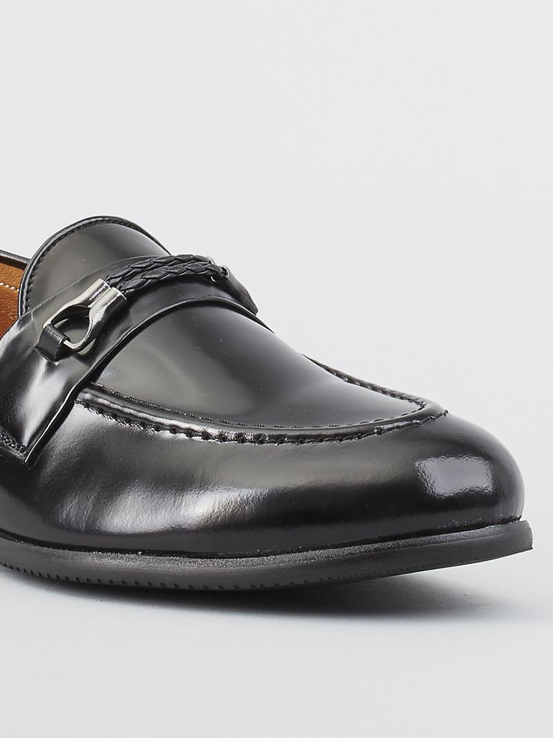 Giày tây đen g149 - 4