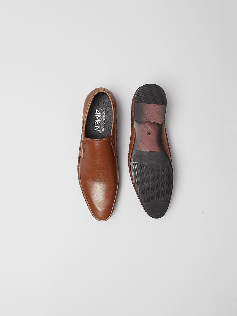 Giày tây màu bò g133 - 3
