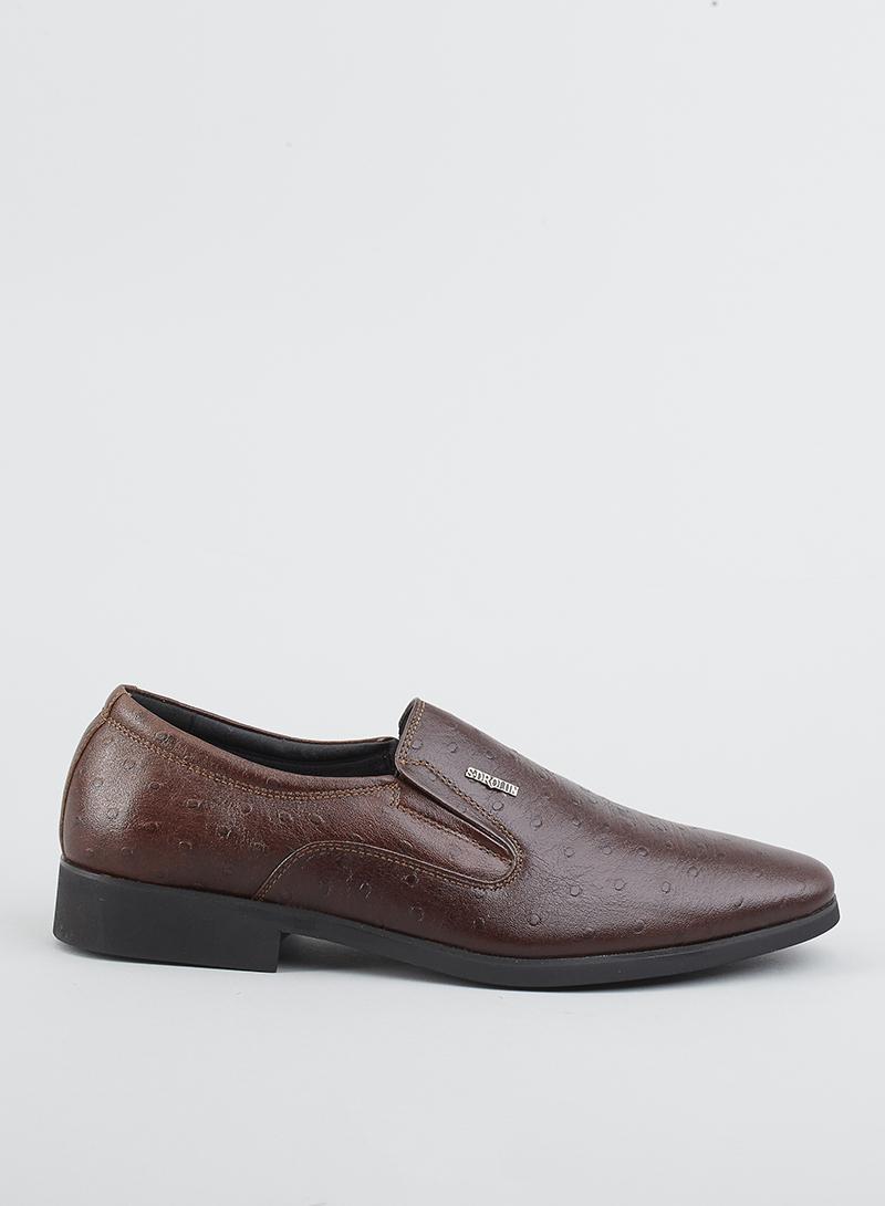 Giày tây nâu g116 - 1