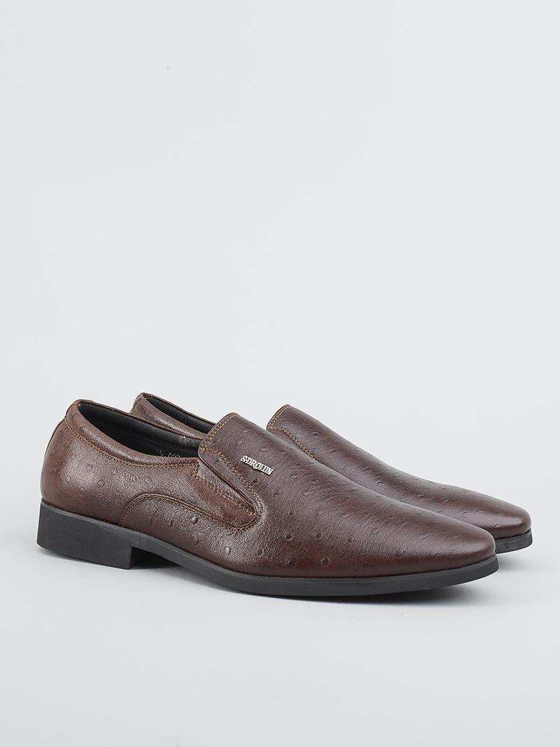 Giày tây nâu g116 - 2