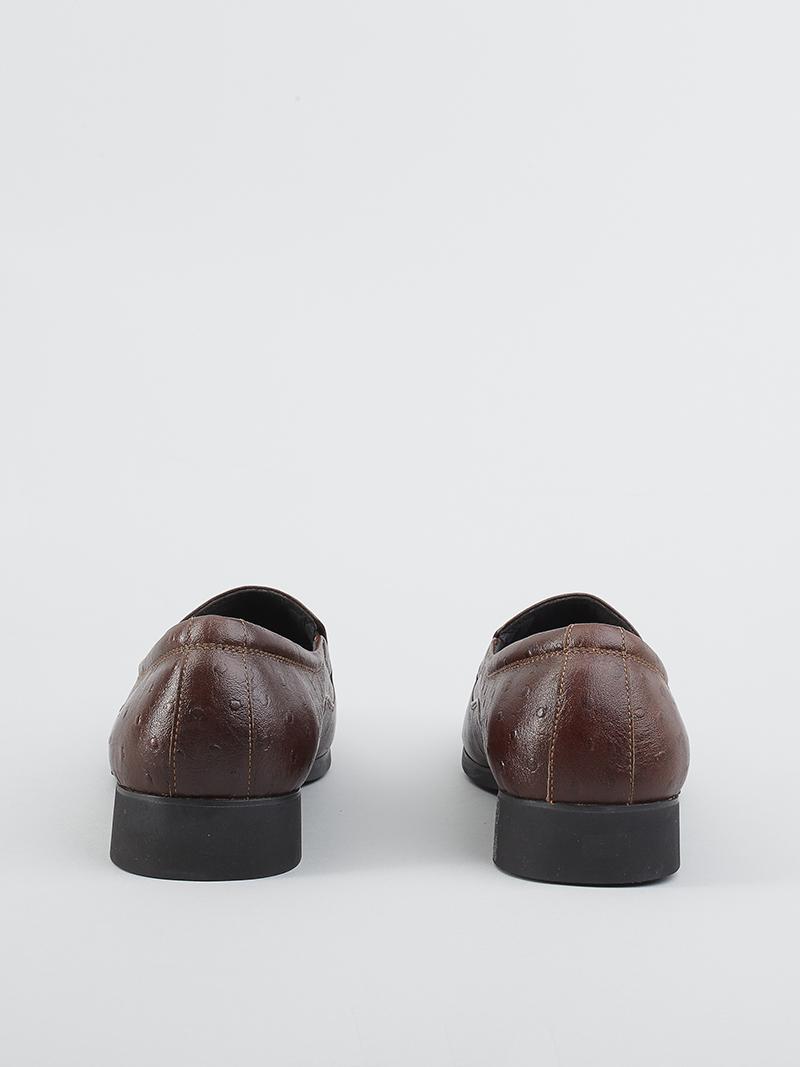 Giày tây nâu g116 - 3