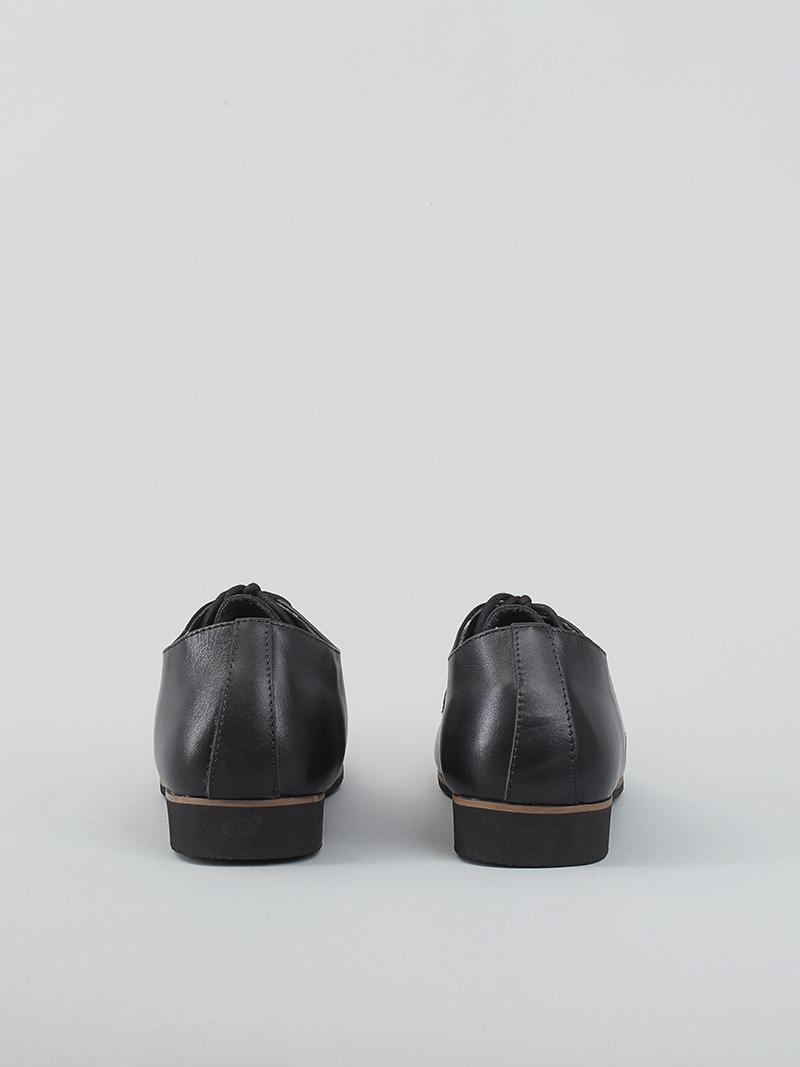 Giày tây tăng chiều cao đen g124 - 3