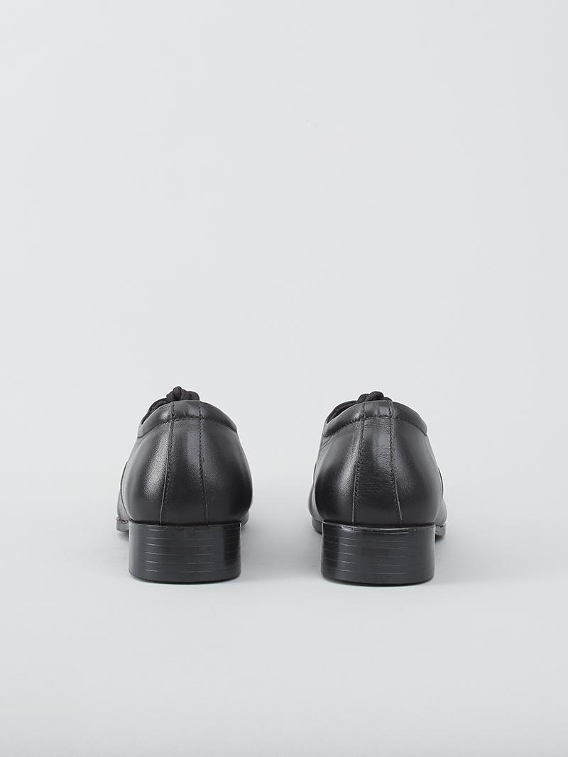 Giày tây tăng chiều cao đen g128 - 3