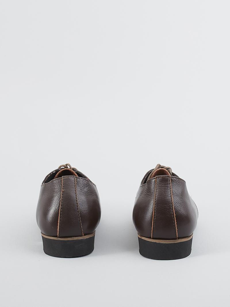 Giày tây tăng chiều cao nâu g124 - 3