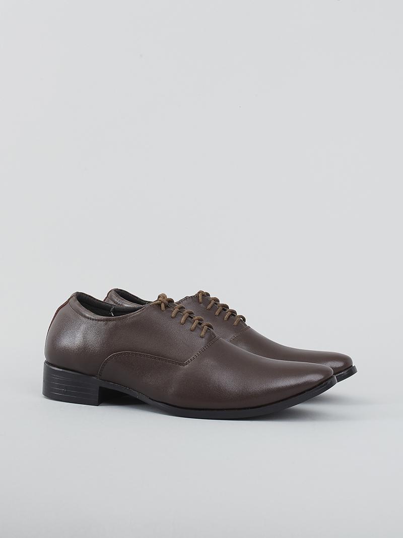 Giày tây tăng chiều cao nâu g128 - 2