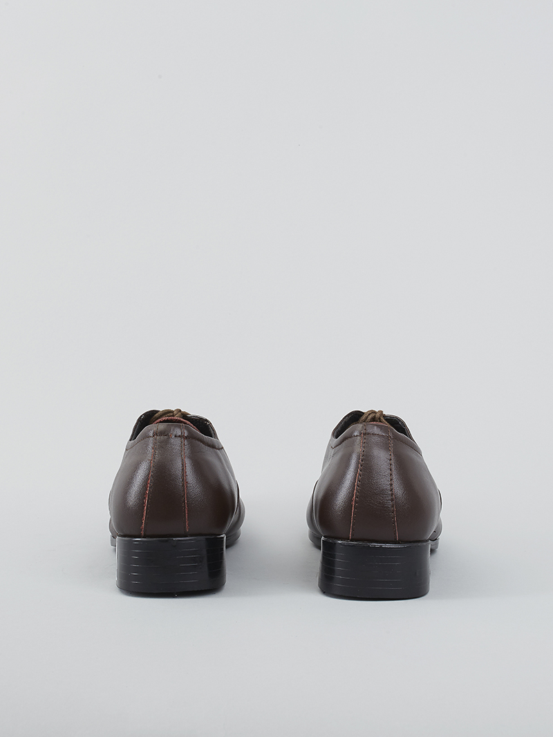 Giày tây tăng chiều cao nâu g128 - 3